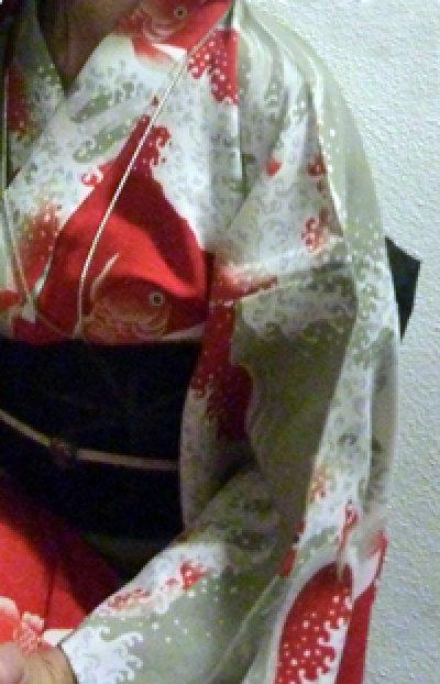 画像1: 浴衣のお仕立て